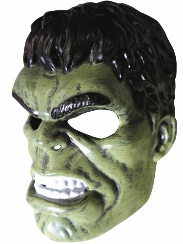 T-shirt avec masque Hulk™ enfant-3