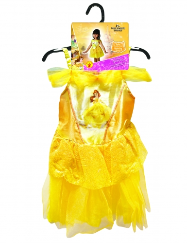 Déguisement Princesse Ballerine Belle™ fille-2