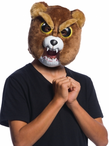 Masque articulé Sir Grows a lot Fiesty pets™ adulte-1