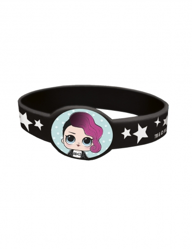 4 Bracelets élastiques LOL Surprise™-1