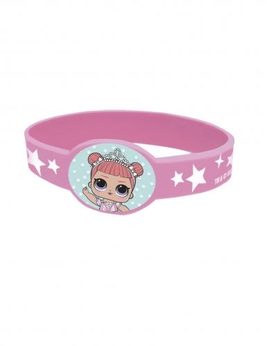 4 Bracelets élastiques LOL Surprise™-3