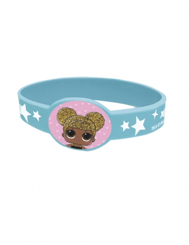 4 Bracelets élastiques LOL Surprise™-4
