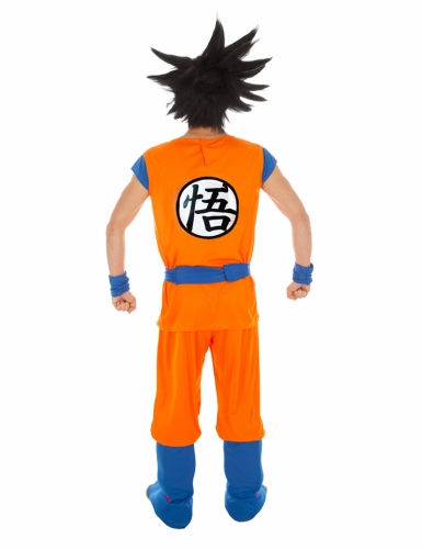 Déguisement Goku Saiyan Dragon ball Z™ adulte-1