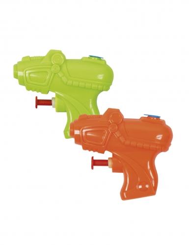 Accessoires piñata pistolets à eau 7 x 8 cm