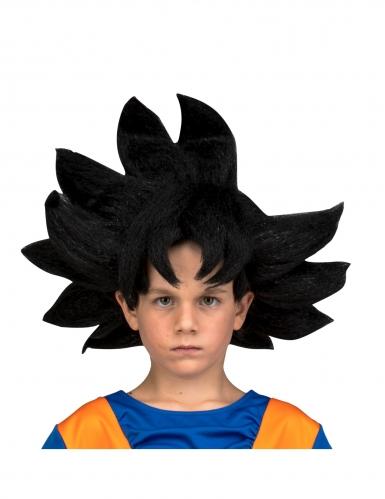 Perruque Goku Dragon Ball™ enfant