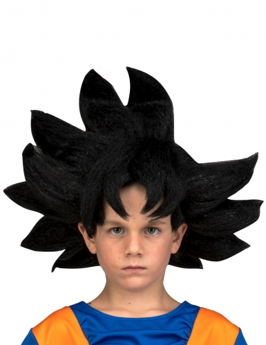 Perruque Goku Dragon Ball™ enfant