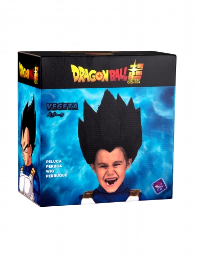 Perruque Vegeta Dragon Ball™ enfant-1