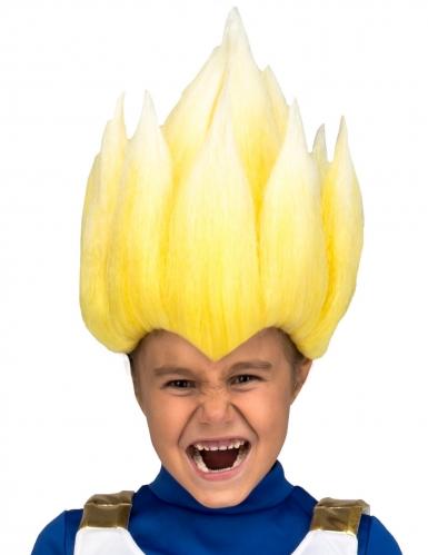 Perruque Super Saiyan Vegeta Dragon Ball™ enfant