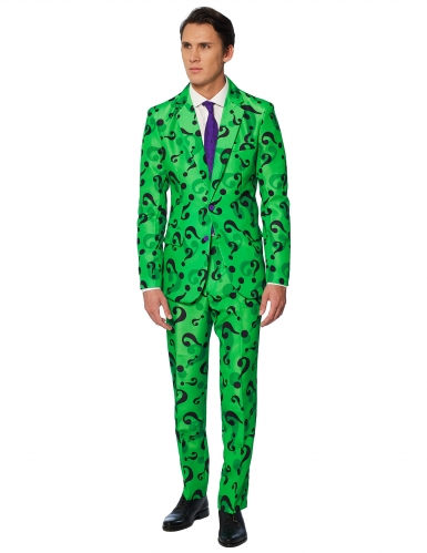 Costume Mr. Riddler™ adulte Suitmeister™-1