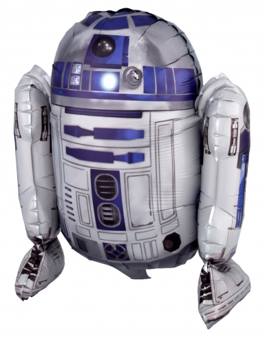 Ballon aluminium Star Wars R2 D2™