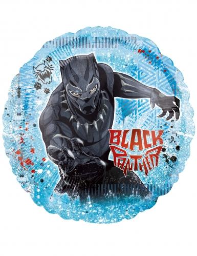 Ballon aluminium Black Panther™ 71 cm