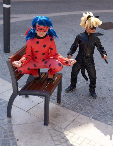 Déguisement et sac Ladybug - Miraculous™ luxe fille-2