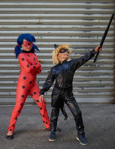 Déguisement et sac Ladybug - Miraculous™ luxe fille-3