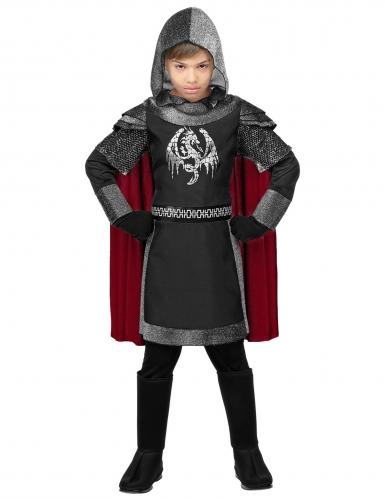 Déguisement chevalier des dragons enfant