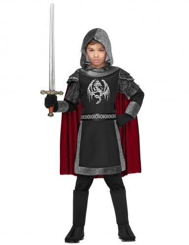 Déguisement chevalier des dragons enfant-1
