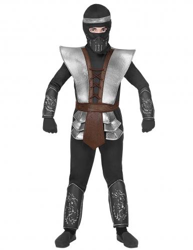 Déguisement master ninja enfant-2