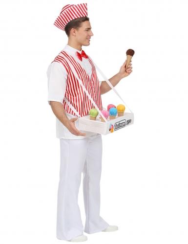 Déguisement vendeur crème glacée homme-2