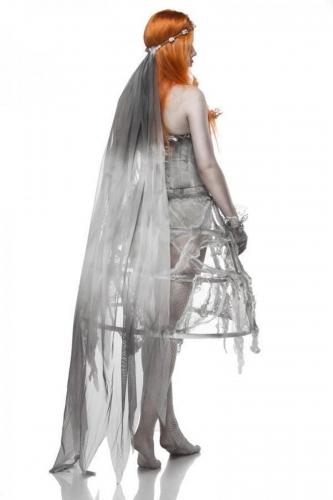 Déguisement mariée zombie femme-1