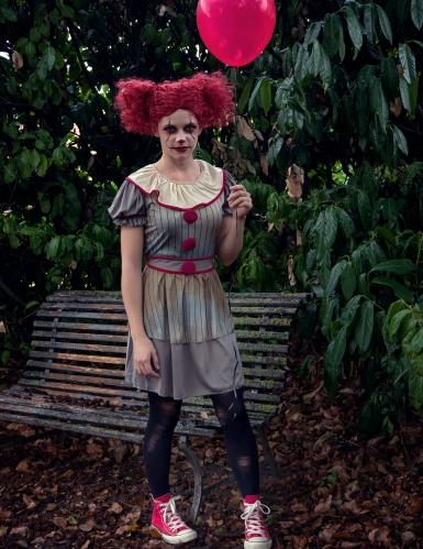 Déguisement clown psycho femme-2