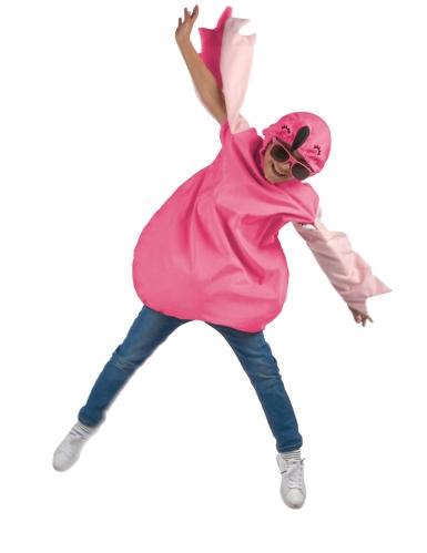 Déguisement flamant rose enfant-1