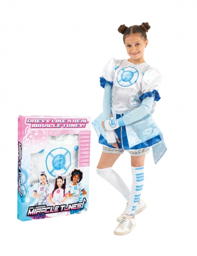 Coffret déguisement luxe Jasmine Miracle Tunes™ fille