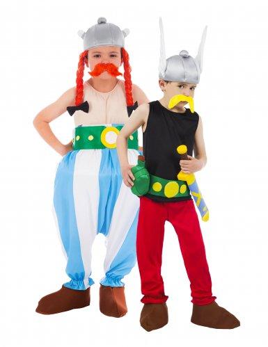 Déguisement de couple Astérix™ et Obelix™ enfants