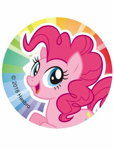 12 Décorations en sucre pour biscuits My Little Pony™ 6 cm-4