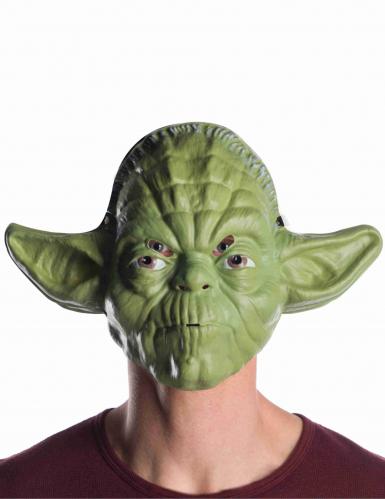Masque de Yoda™ adulte-1