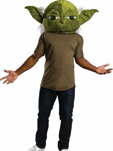 Masque mascotte Yoda™ adulte