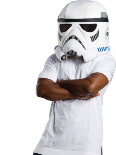 Masque mascotte Stormtrooper™ adulte
