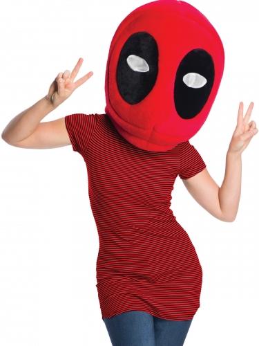 Masque mascotte Deadpool™ adulte