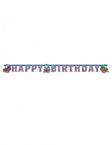 Guirlande en carton Happy Birthday Thomas et ses amis 180 x 15 cm-1