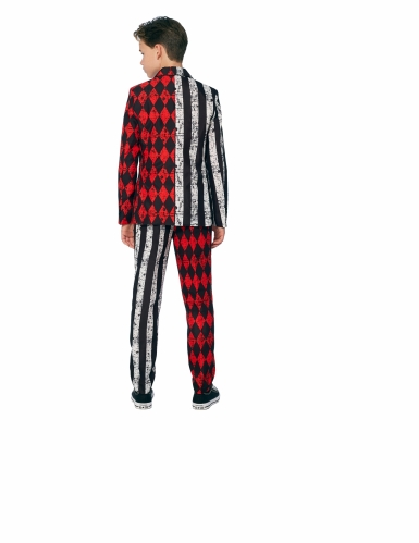 Costume Mr. Twisted Circus adolescent Opposuits™-1