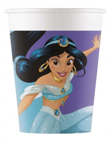 8 Gobelets en carton Princesses Disney Jour de Rêve™ 200 ml
