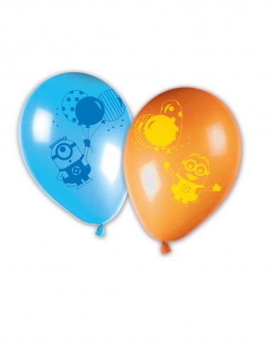 8 Ballons en latex Minions ballons party™
