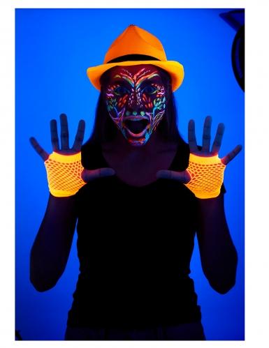 Kit maquillage squelette UV-1