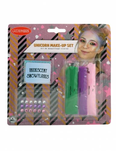 Kit de maquillage licorne