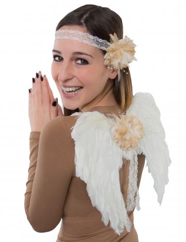 Kit ailes d'ange et bandeau adulte-1