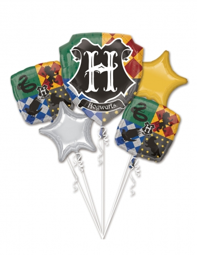 Bouquet de 5 Ballons en aluminium Harry Potter™