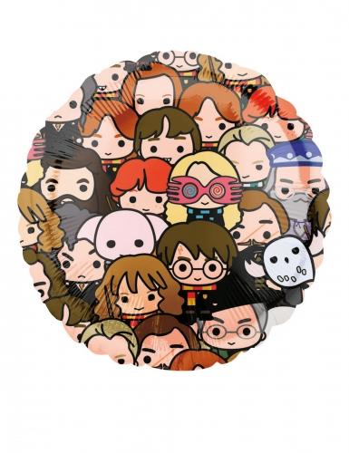 Ballon en aluminium personnages Harry Potter™ 43 cm