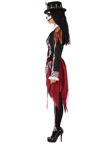 Déguisement sorcière vaudou femme-1