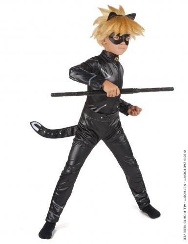 Déguisement Miraculous ™ chat noir garçon-2