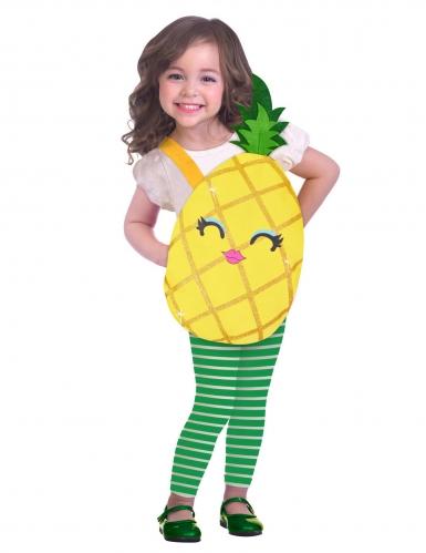 Déguisement mignon petit ananas fille
