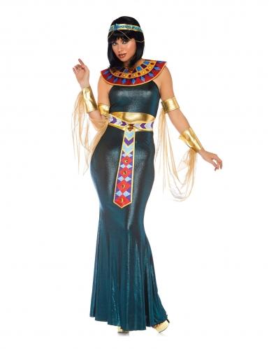 Déguisement luxe reine du Nil femme