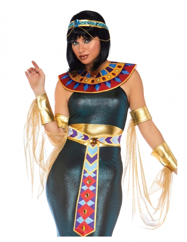 Déguisement luxe reine du Nil femme-2