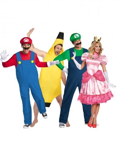 Déguisement de groupe Mario™ et ses amis adultes