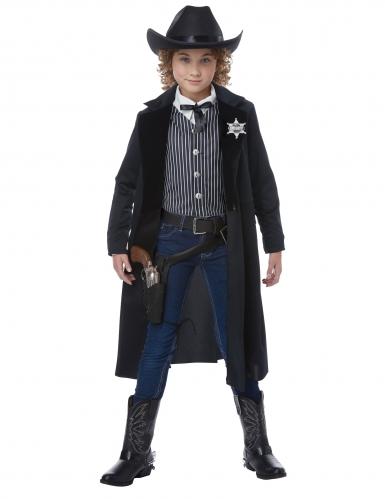 Déguisement shérif enfant-2