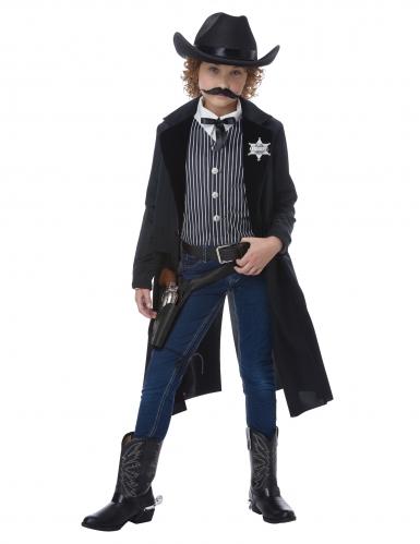 Déguisement shérif enfant-3