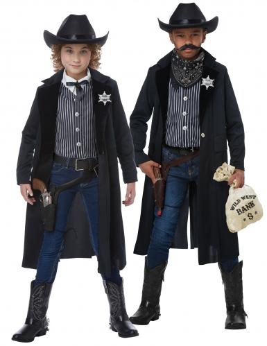 Déguisement shérif enfant-5