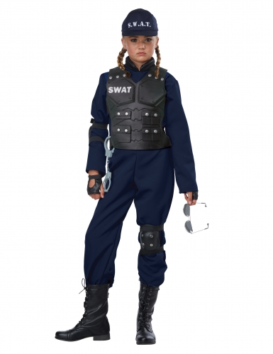 Déguisement swat enfant